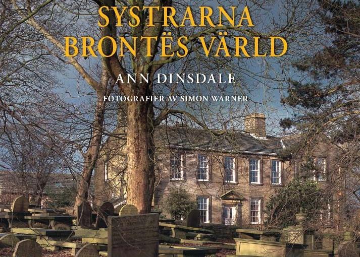 Ny populärvetenskaplig bok om systrarna Brontë