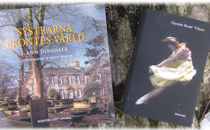 … en väldigt vacker illustrerad bok om de tre systrarna Brontë … helt underbar tidsresa …